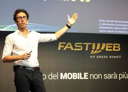 Alberto Calcagno di Fastweb