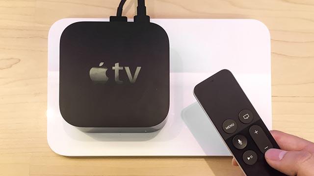 Apple tv: smart top box