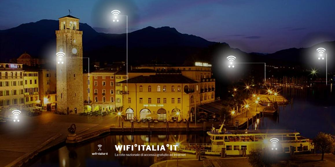 Cos'è Italia WiFi e come connettersi al Wi-Fi gratuito