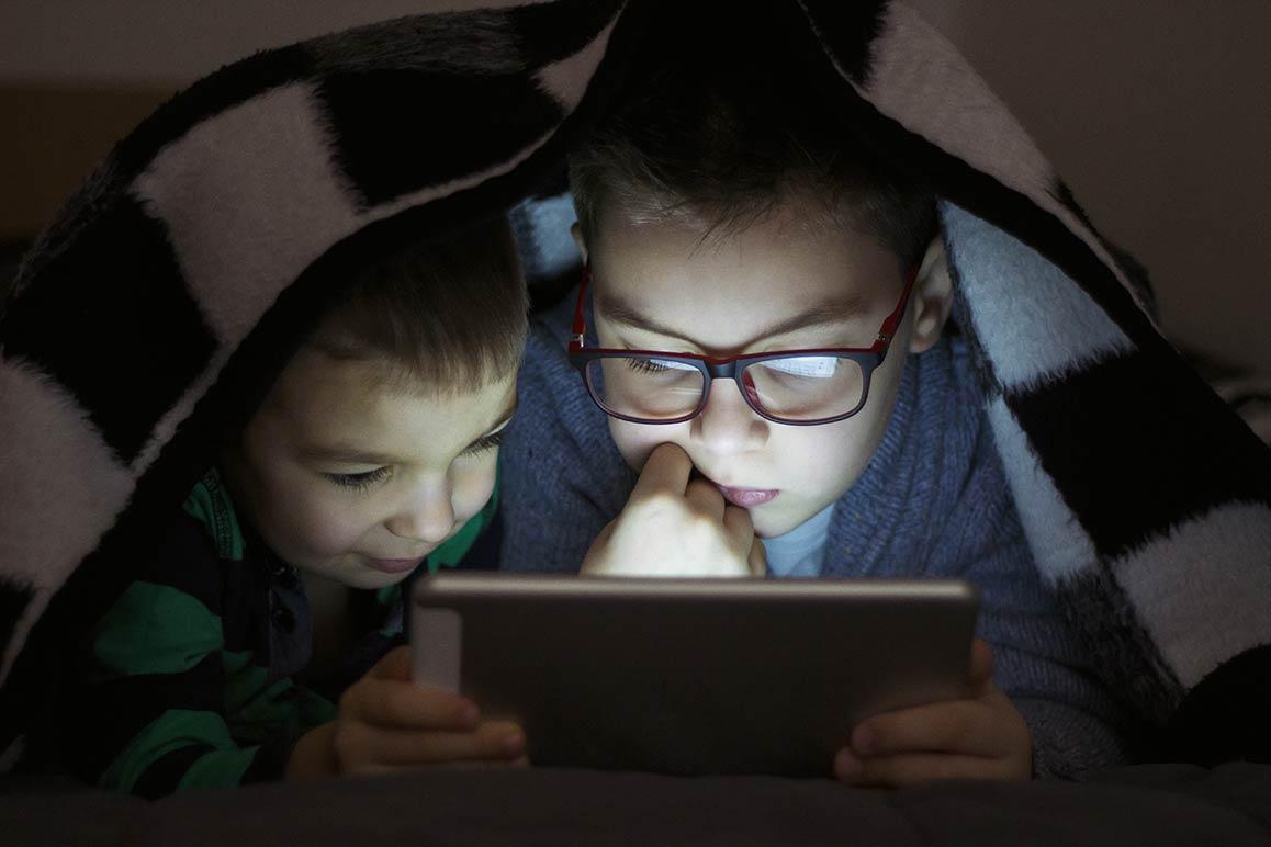 7 modi per proteggere i bambini dai rischi della Rete