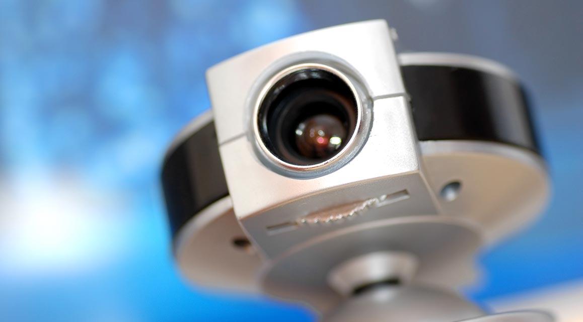 webcam: accesso preferito dagli hacker